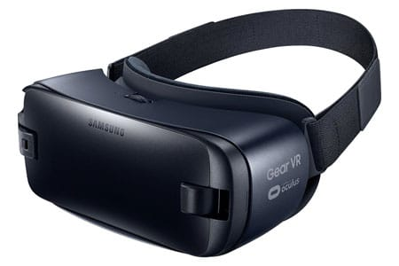 Samsung Gear VR for Note7 - Latest Edition