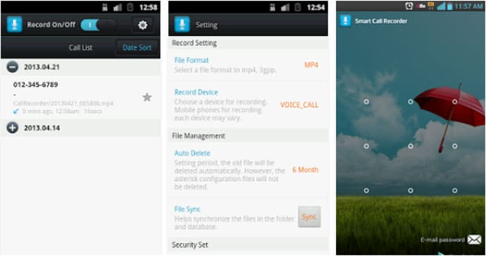 Smart Auto Call Recorder