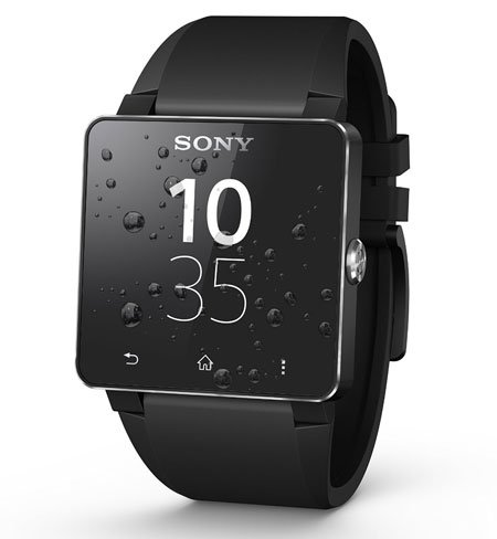 Best Sony Xperia Z5 Accessories - Sony Mobile SW2 SmartWatch 2 by Sony