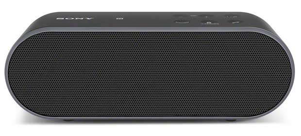 Sony SRSX2 Ultra-Portable NFC Bluetooth Wireless Speaker