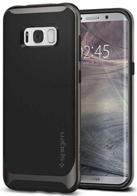 Spigen Neo Hybrid Galaxy S8 Plus Case