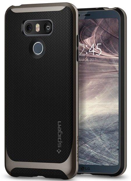 Spigen Neo Hybrid LG G6 Case with Flexible Inner Protection