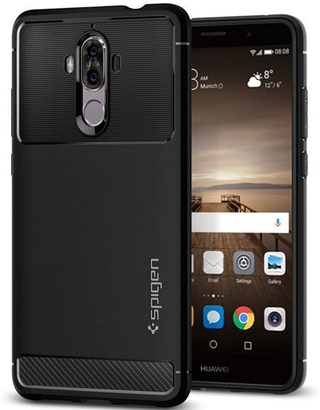 Spigen Rugged Armor Huawei Mate 9 Pro Case