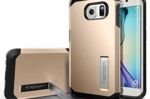 Spigen Tough Armor Case for Samsung Galaxy S6 Edge