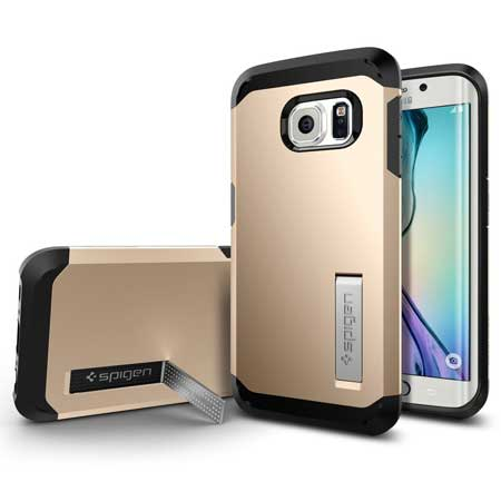 Spigen Tough Armor Case for Samsung Galaxy S6 Edge
