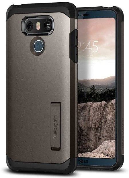 Spigen Tough Armor LG G6 Case