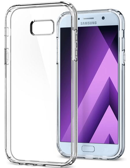 Spigen Ultra Hybrid Galaxy A7 2017 Case