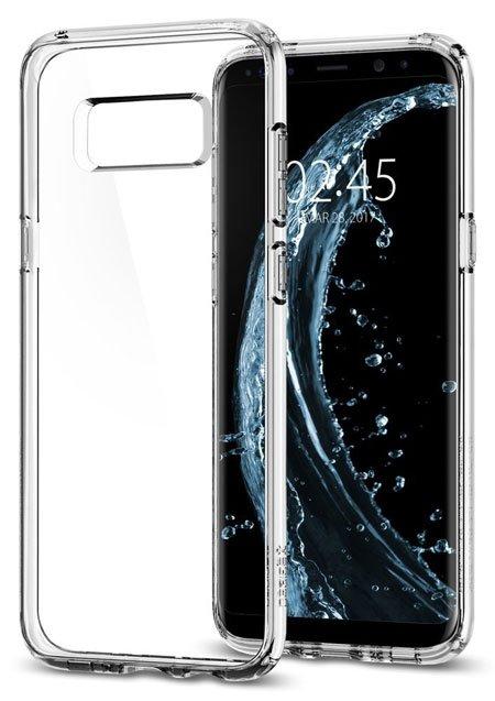 Spigen Ultra Hybrid Galaxy S8 Case