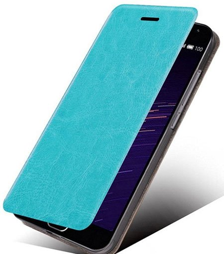 Suensan Slim Flip Pu Leather Case Cover For LG V20