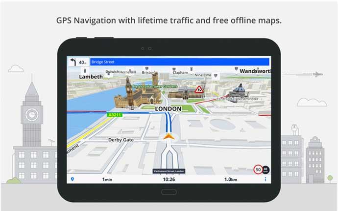 Sygic: GPS Navigation and Maps