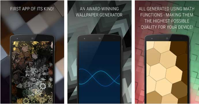 Tapet - Free Wallpaper Apps for Android Phones