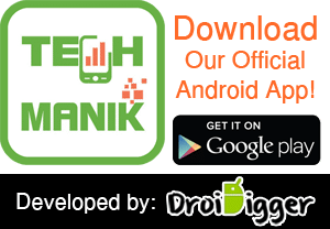 Download TechManik Android App