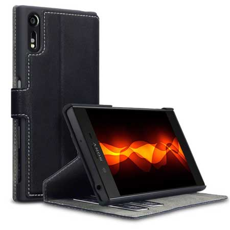 Terrapin Sony Xperia XZs Leather Case Wallet Flip Cover