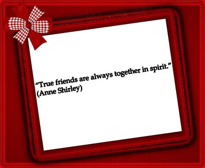 Friends Forever Images with Quotes