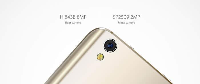 UMi Diamond 4GB Smartphone Camera