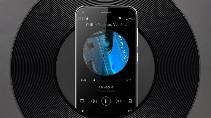 UMi Diamond 4GB Smartphone Speaker