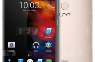 Umi Max 4G Phablet Review