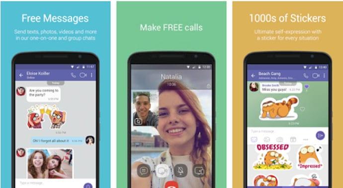 Viber - Best WhatsApp Alternative