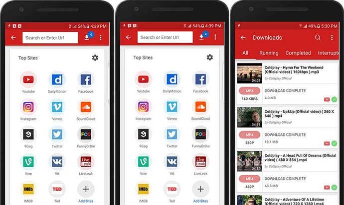 Videoder - Video Downloader Apps for Android