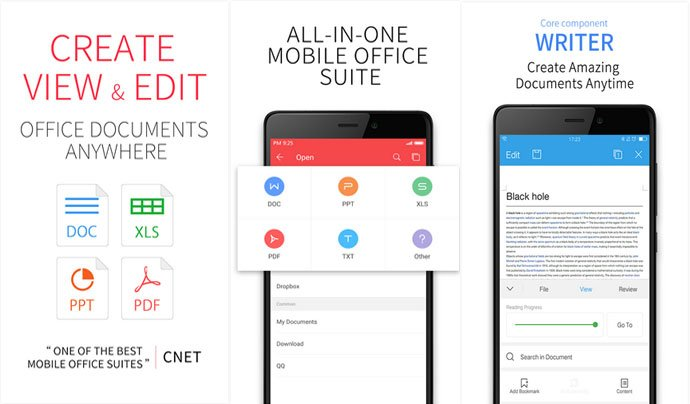 WPS Office - Best Android Office App