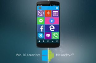 Win 10 Launcher - Windows 10 Launcher for Android