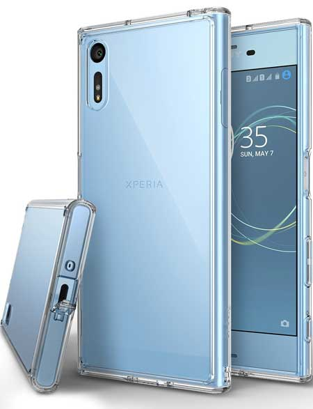 Xperia XZs Case by Ringke [FUSION]