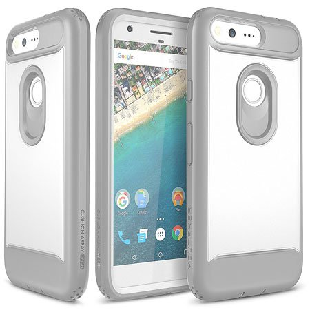 YOUMAKER Full-body Rugged Belt Clip Holster Case for Pixel XL
