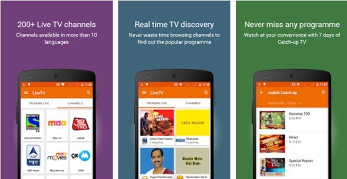 YuppTV: Live TV Movies Shows