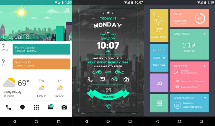 Zooper Widget - Customization Apps for Android