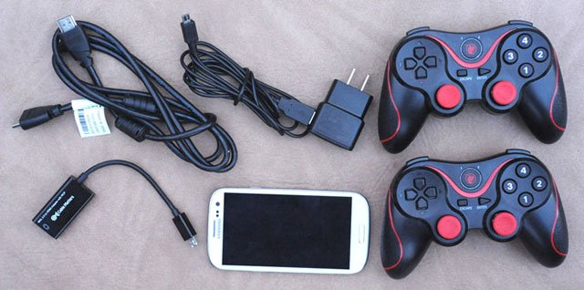 Use Your Android Device as a Gaming Console