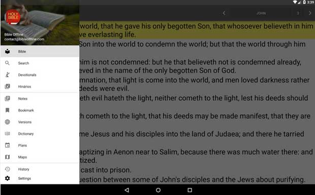Bible Offline - Best Bible Apps for Android