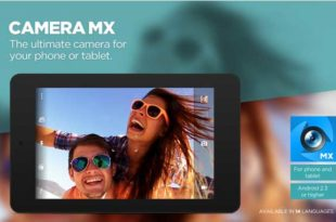 Camera MX, Free Camera Apps for Android