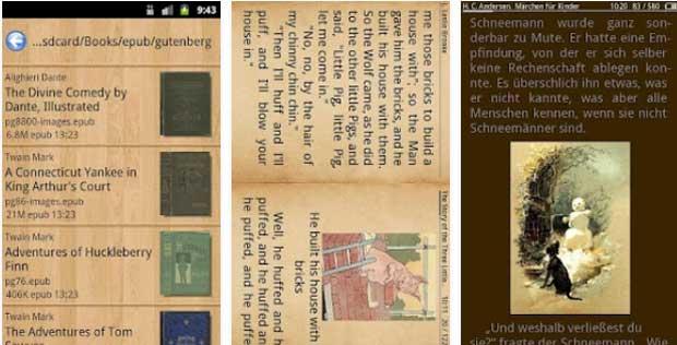 Cool Reader - Best eBook Reader App for Android