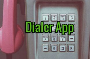 Dialer app for Android Featured