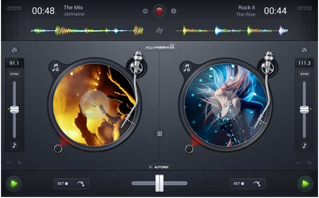 djay FREE - DJ App for Android