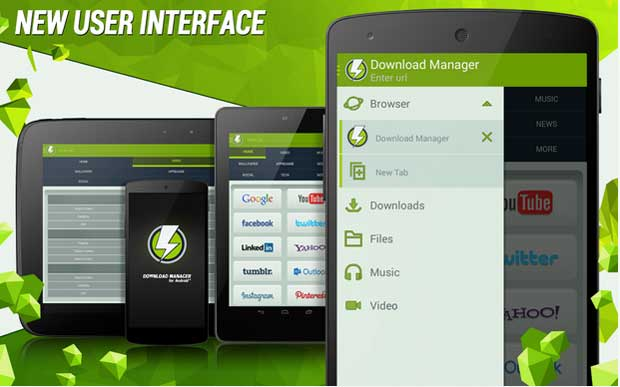 top 10 download manager for android