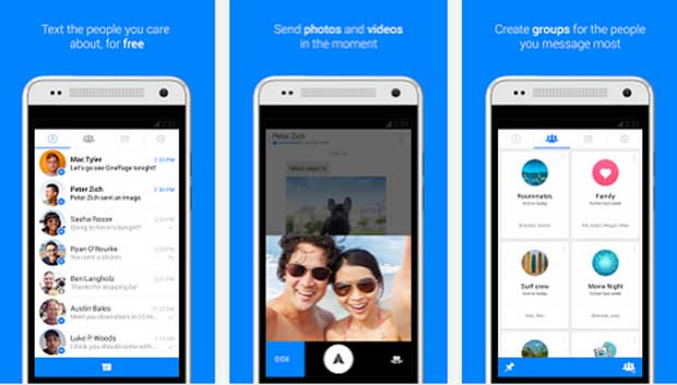 Facebook Messenger - Free WiFi Calling Apps for Android