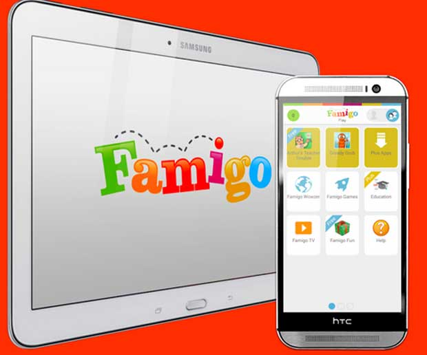 Famigo Toddler & Kid Educational App
