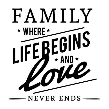 family where beginers quote