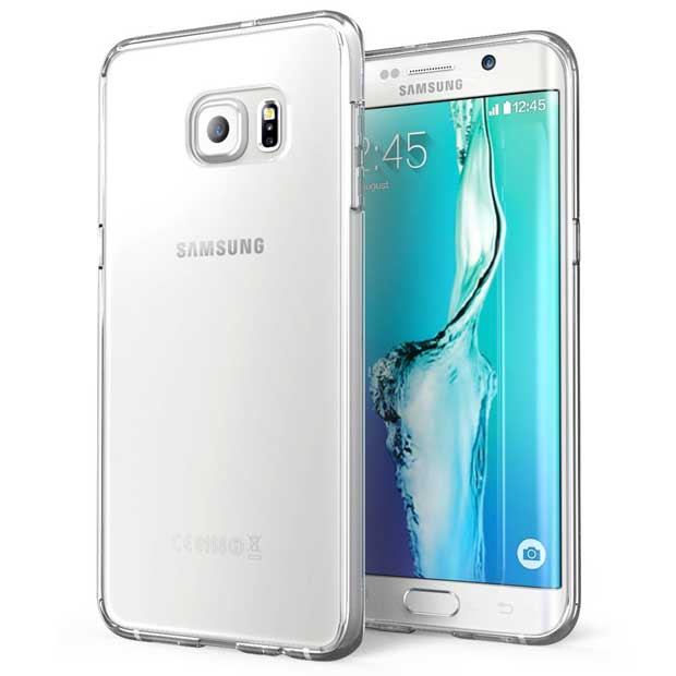 i-Blason Halo Series Hybrid Clear Case for Samsung Galaxy S6 Edge Plus