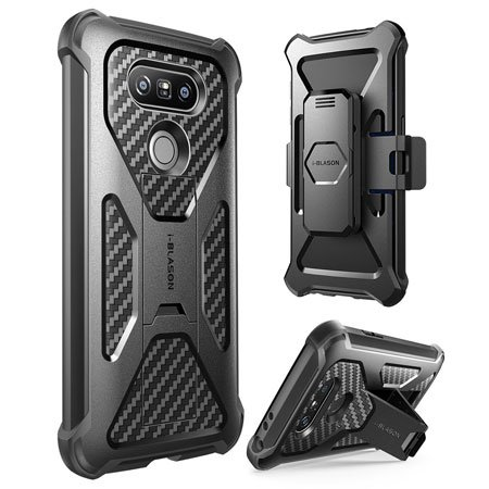 i-Blason Prime Combo Holster Cover case for LG G5