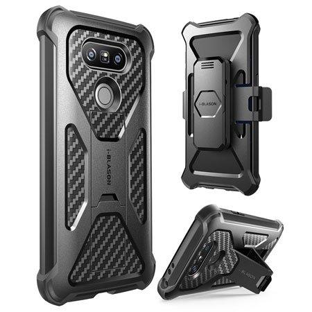 i-Blason Prime Combo Holster Cover case for LG G5