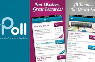 iPoll – Make money on surveys