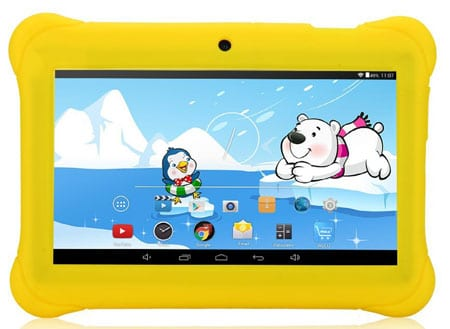 iRULU BabyPad Y1 7 Inch Android Tablet for Kids