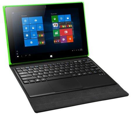 iRULU Walknbook 10.1-Inch 2-In-1 Tablet PC