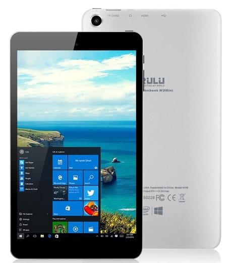 iRULU Walknbook 3Mini (8 Inch Tablet)