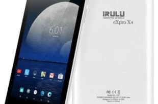 iRULU eXpro X4 IPS 7 Inch Google Android Tablet PC