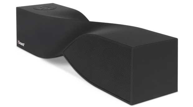 iSound Twist Bluetooth Wireless Mobile Speaker