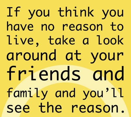life quote for firends group