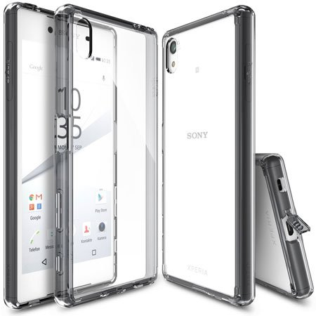 Ringke Crystal Clear Bumper Case for Xperia Z5
